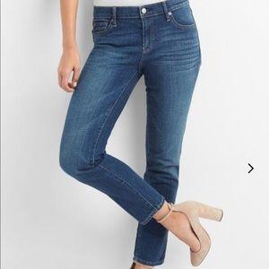 ❤️ GAP Real Straight Jeans